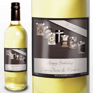 Affection Art Brother White Wine