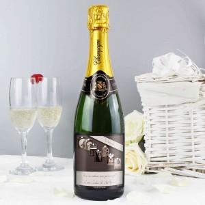 Affection Art Grandma Champagne