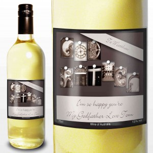 Affection Art Godfather White Wine