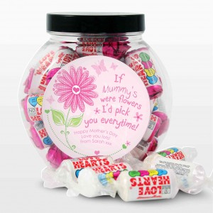 Id Pick You Love Hearts Sweet Jar