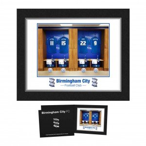 Birmingham City Dressing Room Folder