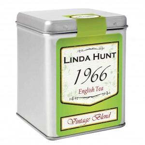 Green Vintage Tea & Tin