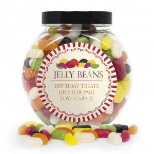Jelly Beans Sweet Jar