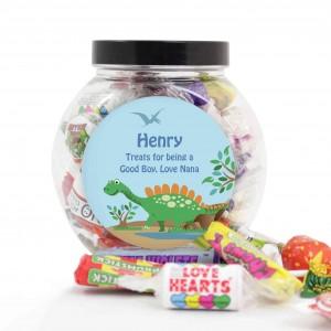 Dinosaur Sweets Jar