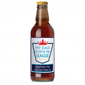 Top of the League Beer