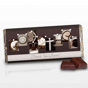 Affection Art Godmother Chocolate Bar