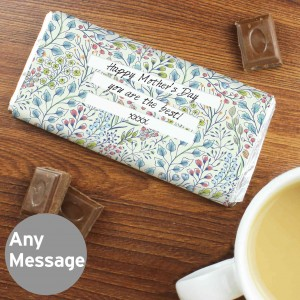 Botanical Milk Chocolate Bar