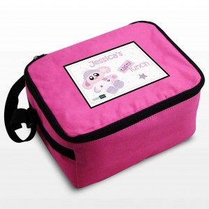Cotton Zoo Bobbin the Bunny Lunch Bag