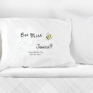 Bee Mine Pillowcase