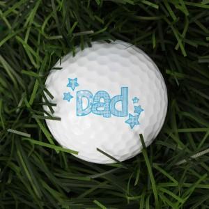 Dad Golf Ball