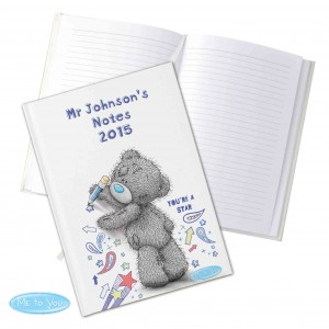 Me to You Teacher Hardback Notebook