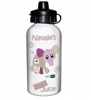 Cotton Zoo Wynciette the Elephant Drinks Bottle