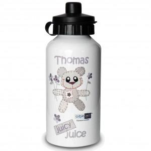 Cotton Zoo Boys Tweed the Bear Drinks Bottle