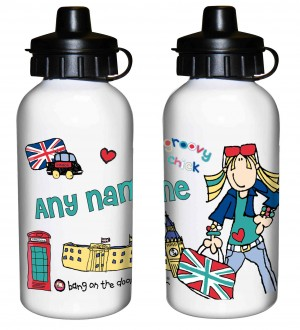 Bang on the Door London Chick Drinks Bottle