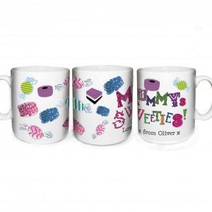 Mummys Sweeties Mug