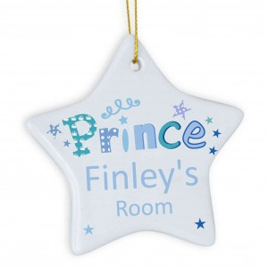 Prince Star Decoration