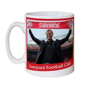 Liverpool Football Manager Mug
