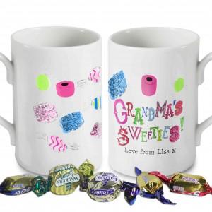 Grandmas Sweeties Windsor Mug