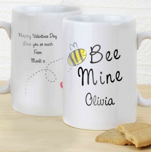 Bee Mine Windsor Mug