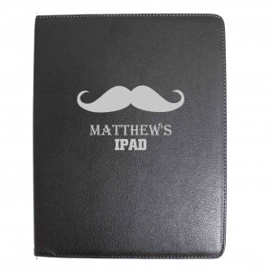 iPad Moustache Case