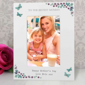 Forget me not 6x4 Photo Frame