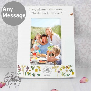 Country Diary Wild Flowers 6x4 Photo Frame
