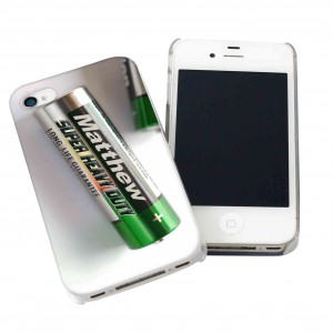 Battery iPhone Case