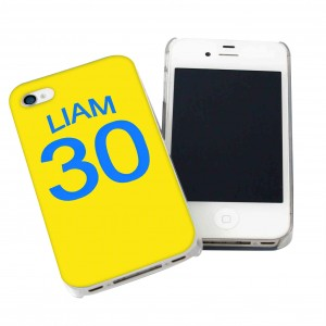 Norwich City Style Shirt iPhone Case