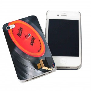 Vinyl Record iPhone Case