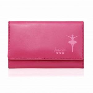 Pink Ballerina Purse