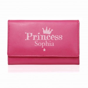 Pink Princess Purse