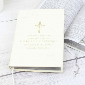 Gold Companion Holy Bible - Eco-friendly