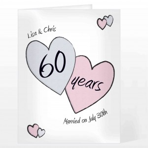 Perfect Love Diamond Card