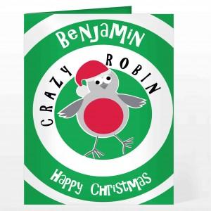 Crazy Robin Card