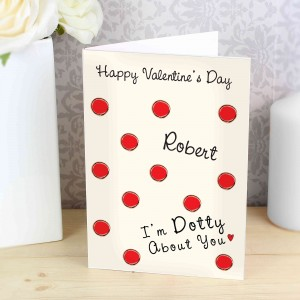 Dotty About You Card