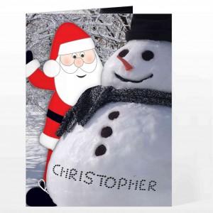 Card From Santa