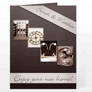 Affection Art Home Card