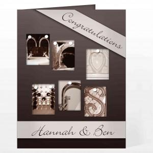 Affection Art Mr & Mrs Card