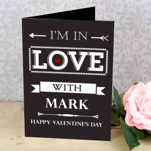 In Love With Card