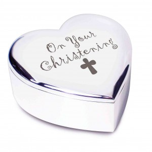 Christening Heart Trinket