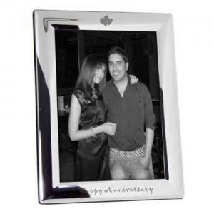 Happy Anniversary 5x7 Photo Frame