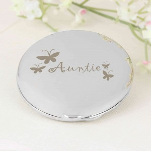 Auntie Round Compact