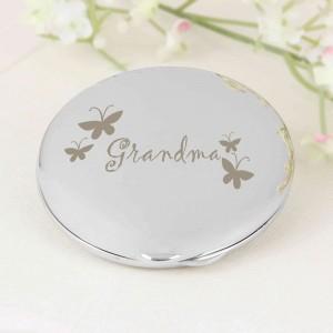 Grandma Round Compact