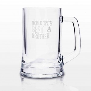 World's Best Brother Stern Tankard