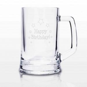 Happy Birthday Stern Tankard