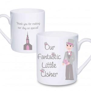 Fabulous Usher Mug