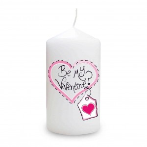 Heart Stitch - Be My Valentine? Candle
