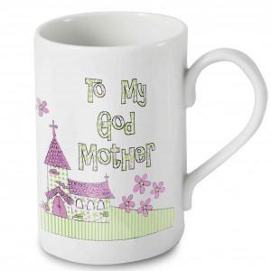 Ready To Go Godmother Windsor Mug