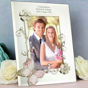 Butterfly 6x4 Photo Frame