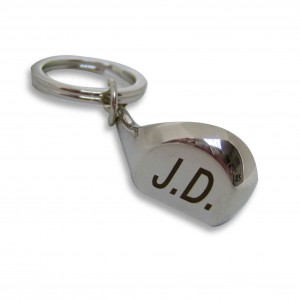 Golf Club Keyring